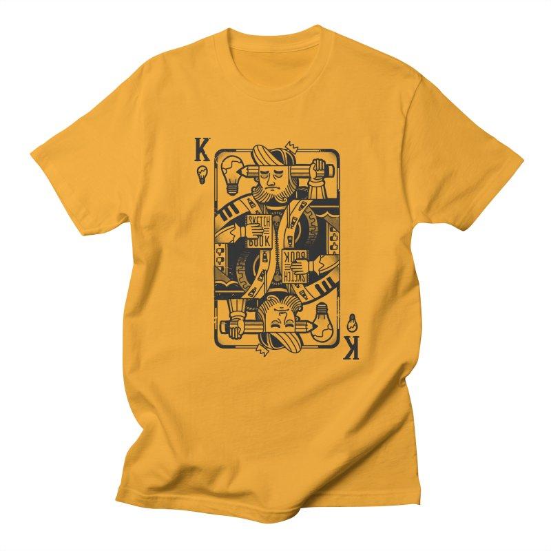 Artists Block Women's Unisex T-Shirt by Mathijs Vissers