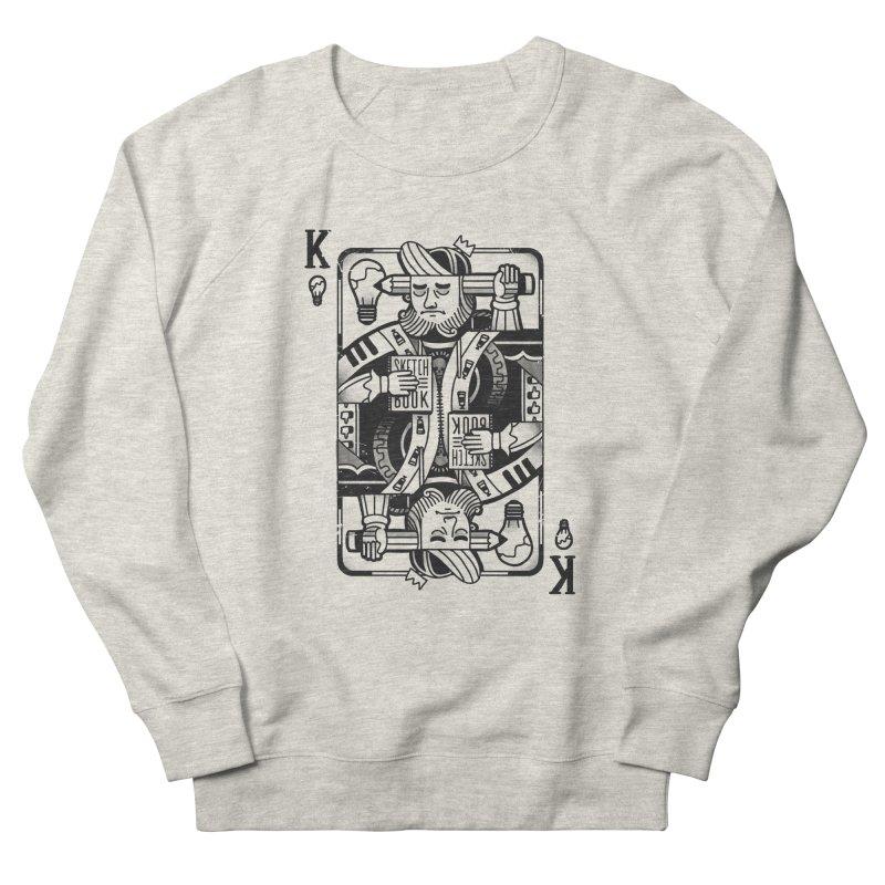 Artists Block Women's Sweatshirt by Mathijs Vissers