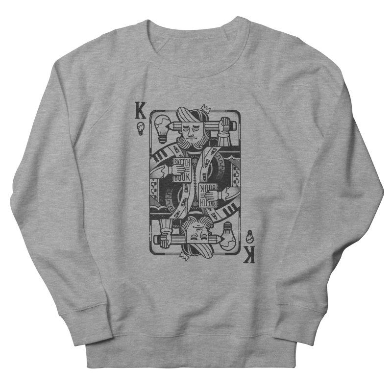 Artists Block Men's Sweatshirt by Mathijs Vissers