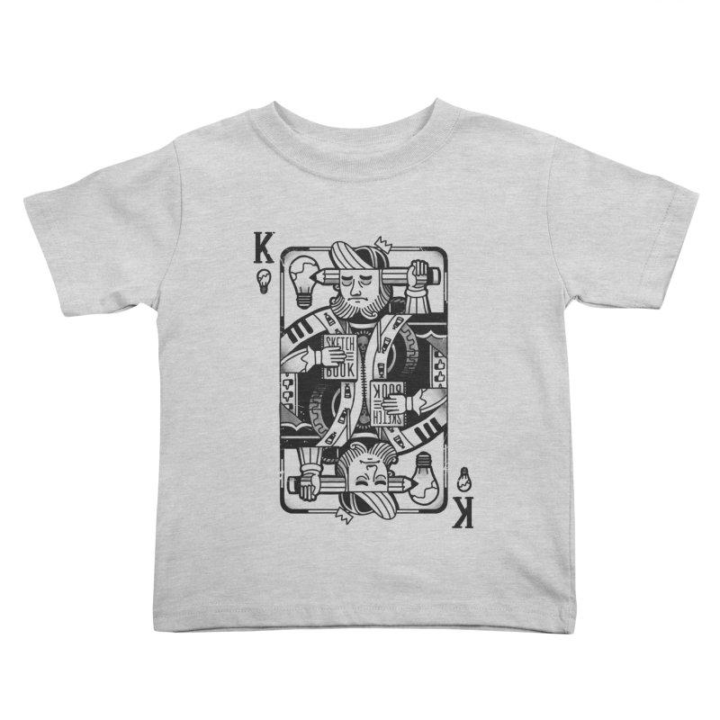Artists Block Kids Toddler T-Shirt by Mathijs Vissers