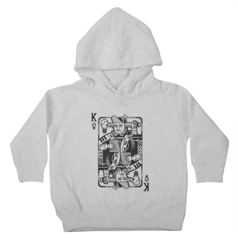 Artists Block Kids Toddler Pullover Hoody by Mathijs Vissers