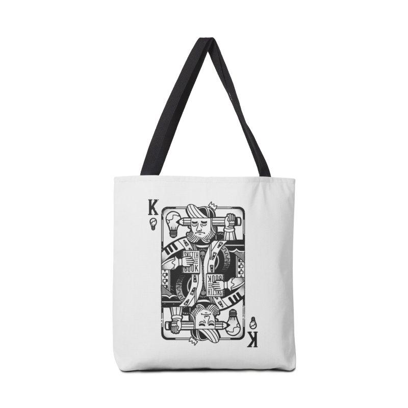 Artists Block Accessories Bag by Mathijs Vissers