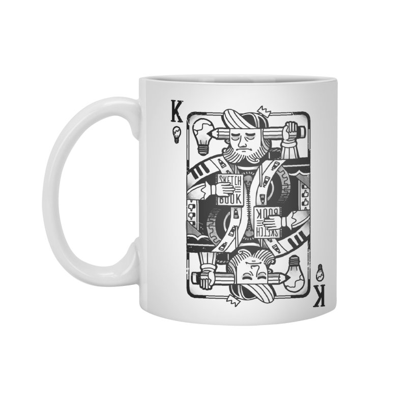 Artists Block Accessories Mug by Mathijs Vissers