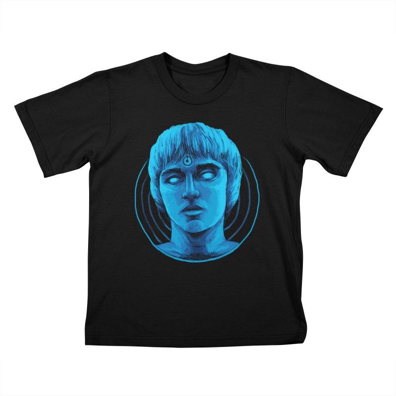 Dr. Branhattan Kids T-shirt by Mathijs Vissers