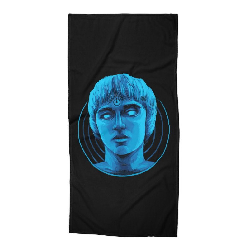 Dr. Branhattan Accessories Beach Towel by Mathijs Vissers