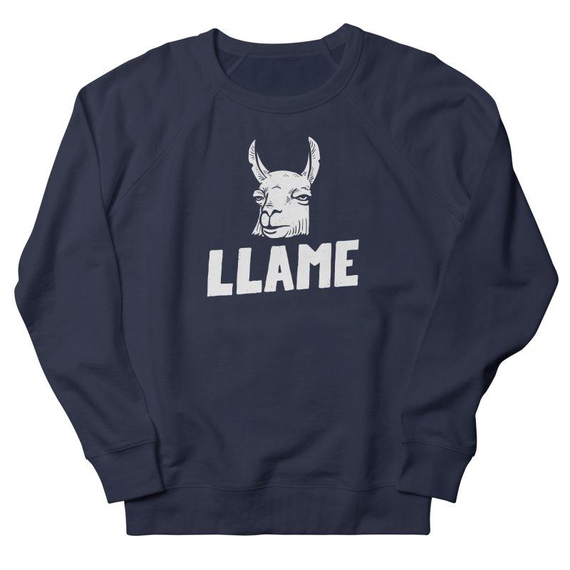 Llame Women's Sweatshirt by Mathijs Vissers