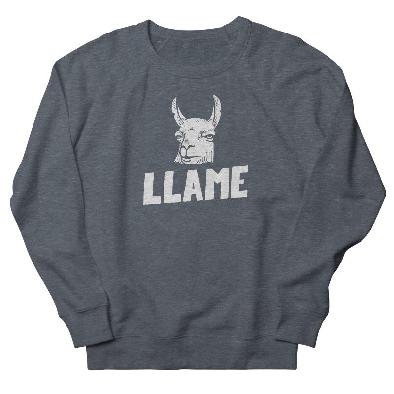 Llame Men's Sweatshirt by Mathijs Vissers