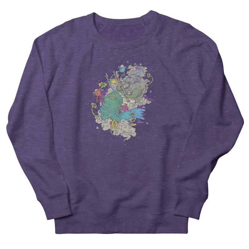Trip of a Lifetime Women's Sweatshirt by Mathijs Vissers