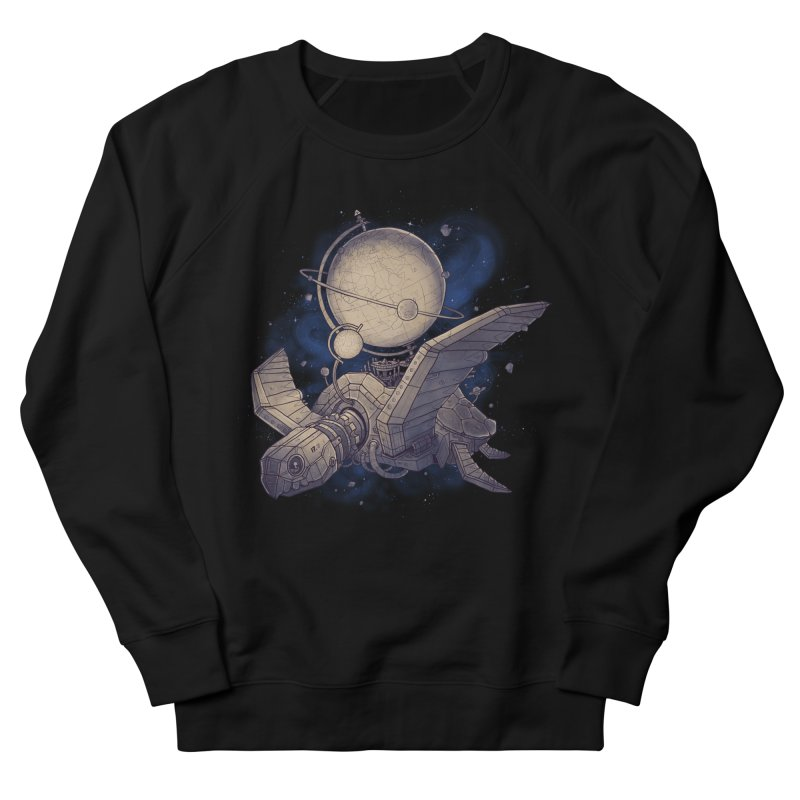 Globe Transporter Men's Sweatshirt by Mathijs Vissers