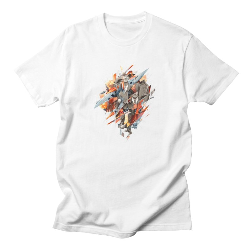 Builders Downfall Men's T-shirt by Mathijs Vissers