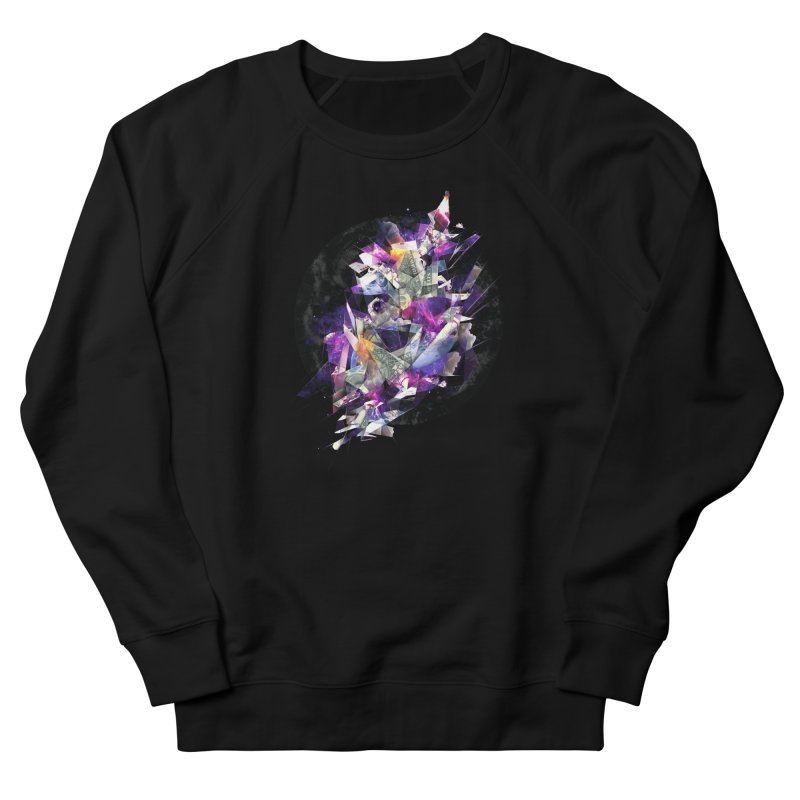 Shattered Space Dream Women's Sweatshirt by Mathijs Vissers
