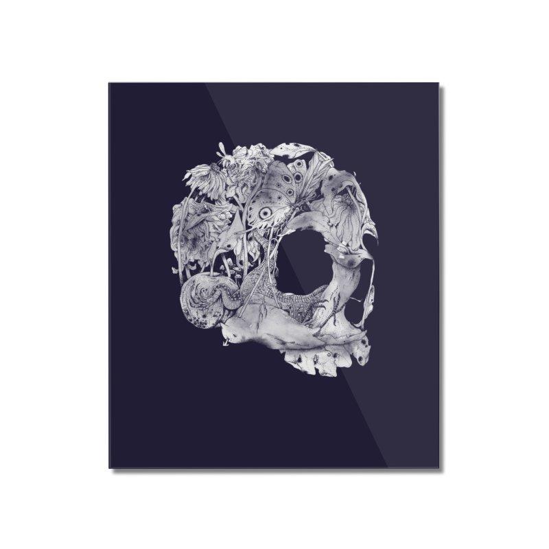 Natureza Morta Home Mounted Acrylic Print by mathiole