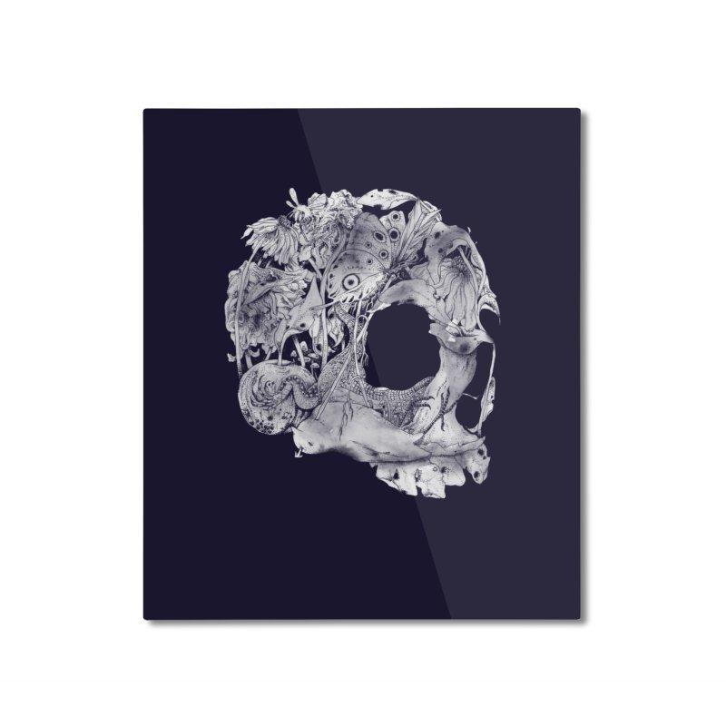 Natureza Morta Home Mounted Aluminum Print by mathiole