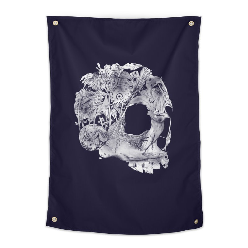 Natureza Morta Home Tapestry by mathiole