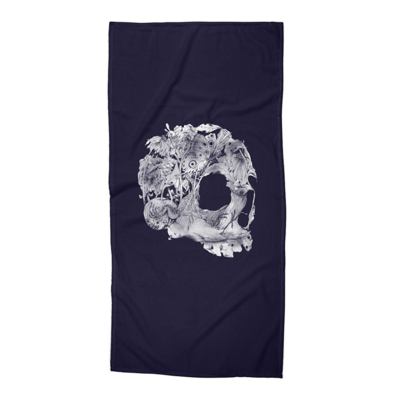 Natureza Morta Accessories Beach Towel by mathiole