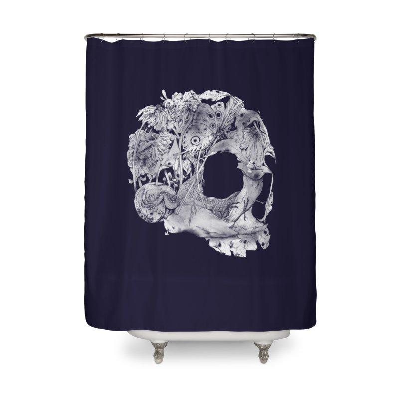 Natureza Morta Home Shower Curtain by mathiole