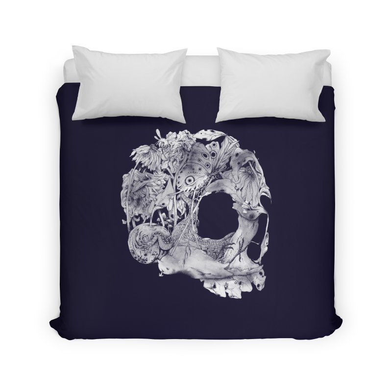 Natureza Morta Home Duvet by mathiole