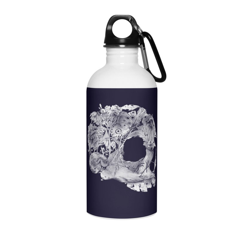 Natureza Morta Accessories Water Bottle by mathiole