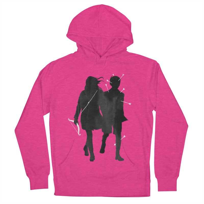 Dangerous Games Women's Pullover Hoody by mathiole