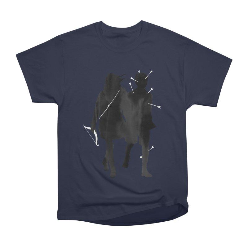 Dangerous Games Women's Classic Unisex T-Shirt by mathiole