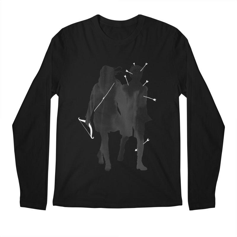 Dangerous Games Men's Longsleeve T-Shirt by mathiole