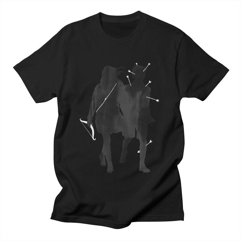 Dangerous Games Women's Unisex T-Shirt by mathiole