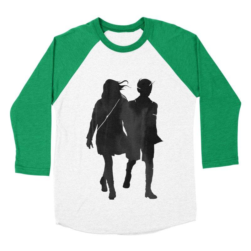 Dangerous Games Men's Baseball Triblend T-Shirt by mathiole