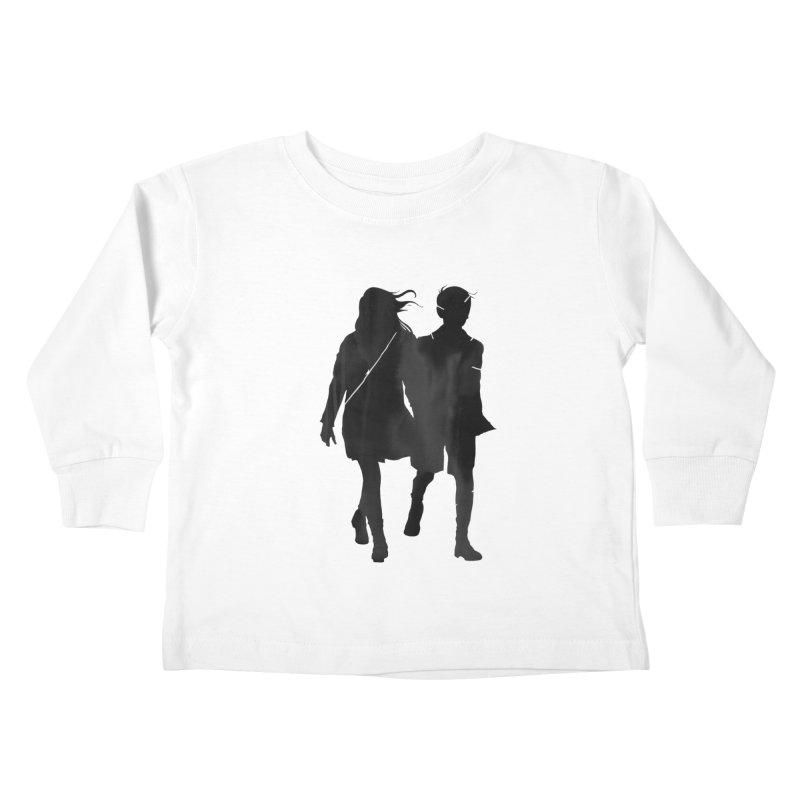 Dangerous Games Kids Toddler Longsleeve T-Shirt by mathiole