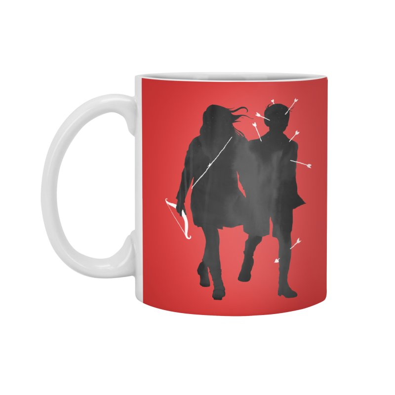 Dangerous Games Accessories Standard Mug by mathiole
