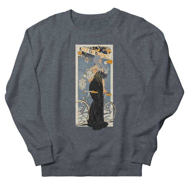 Keep on Balance Women's Sweatshirt by mathiole