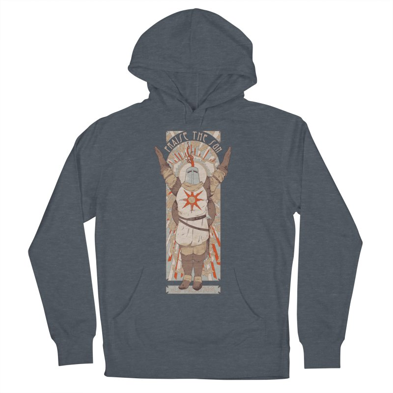 Praise the Sun Men's Pullover Hoody by mathiole