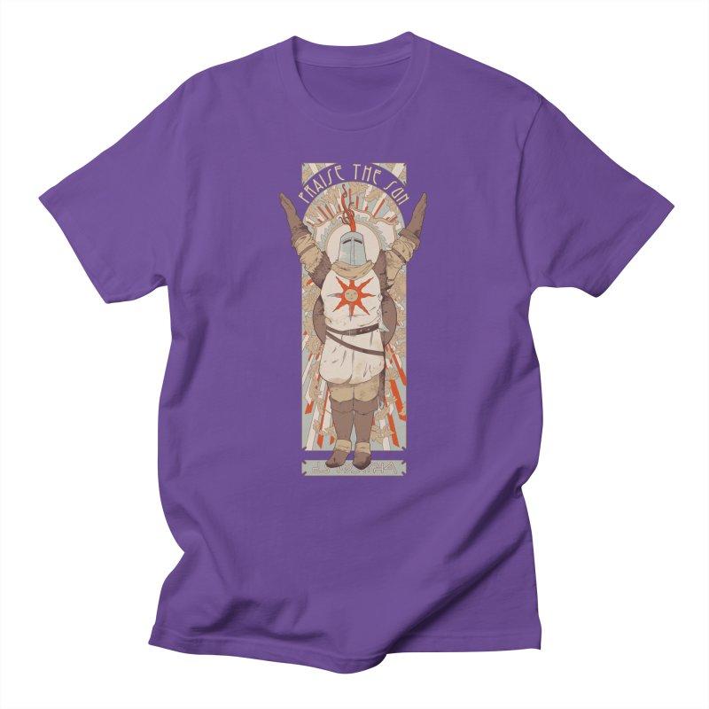 Praise the Sun Men's T-shirt by mathiole