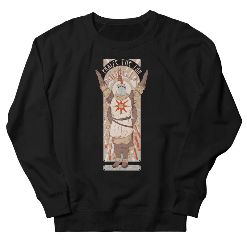 Praise the Sun Men's Sweatshirt by mathiole