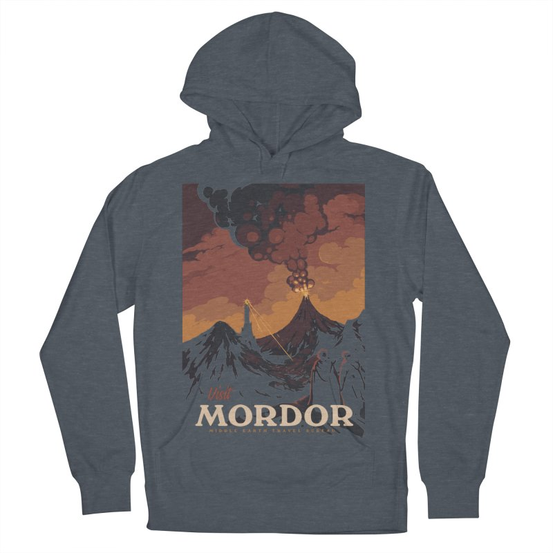Visit Mordor Women's Pullover Hoody by mathiole