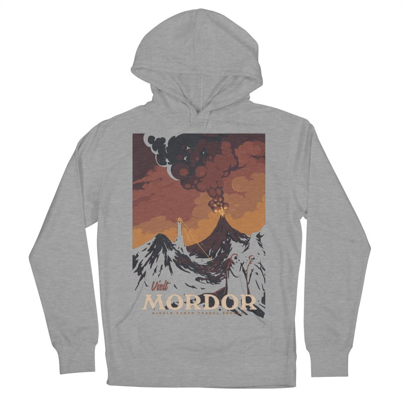 Visit Mordor Men's Pullover Hoody by mathiole