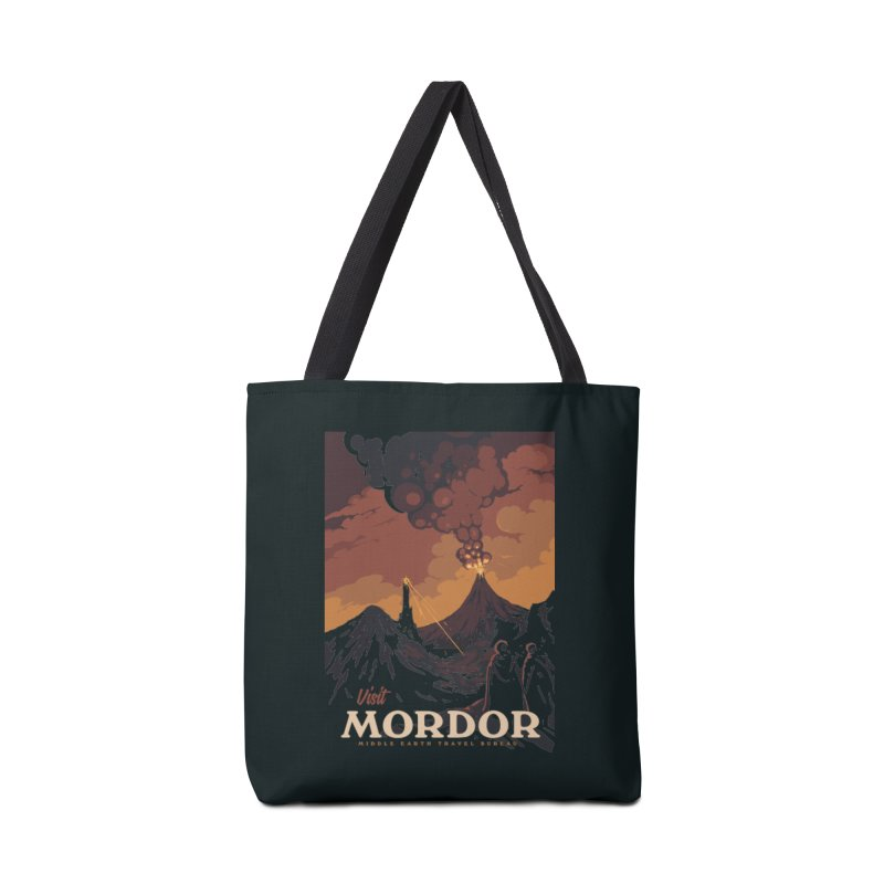 Visit Mordor Accessories Bag by mathiole