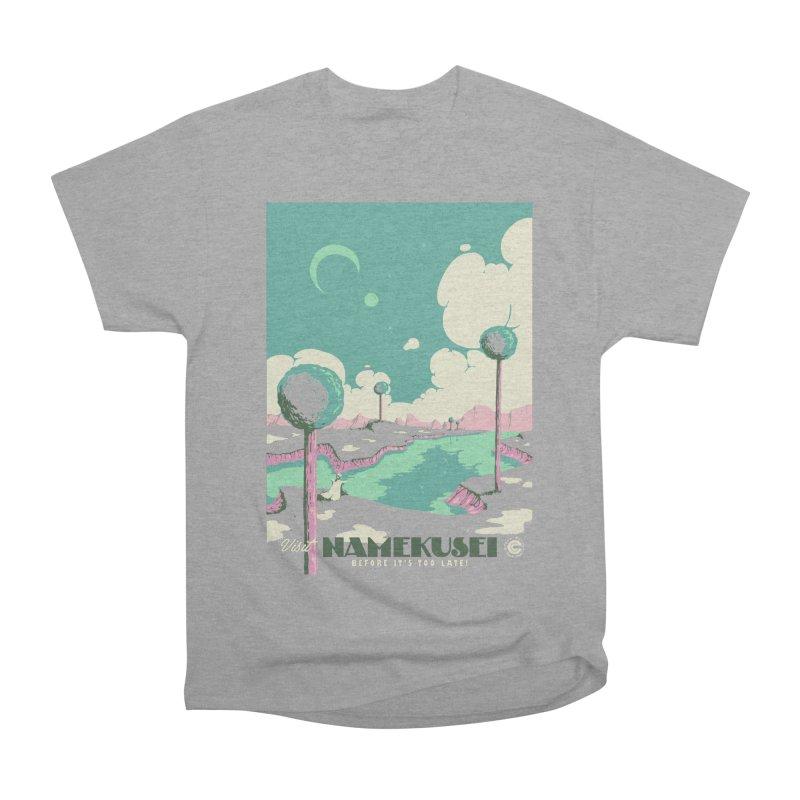 Visit Namekusei Women's Classic Unisex T-Shirt by mathiole