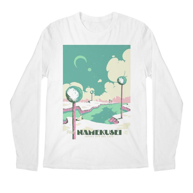 Visit Namekusei Men's Regular Longsleeve T-Shirt by mathiole