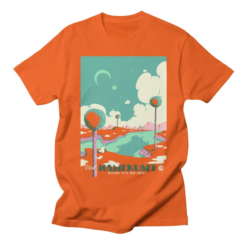 Visit Namekusei Women's Unisex T-Shirt by mathiole