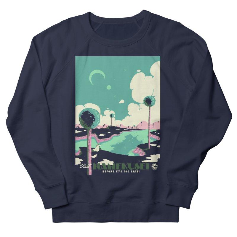 Visit Namekusei Women's Sweatshirt by mathiole