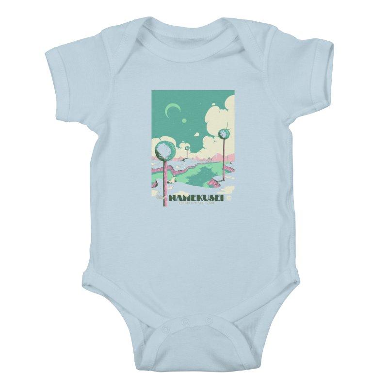 Visit Namekusei Kids Baby Bodysuit by mathiole