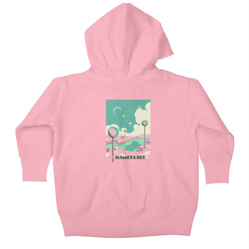 Visit Namekusei Kids Baby Zip-Up Hoody by mathiole