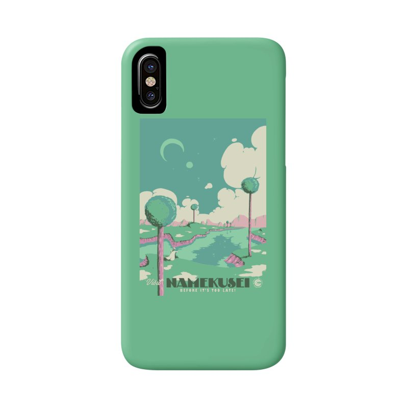 Visit Namekusei Accessories Phone Case by mathiole