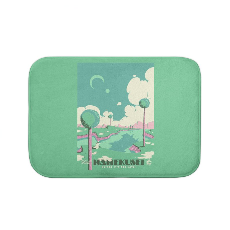 Visit Namekusei Home Bath Mat by mathiole