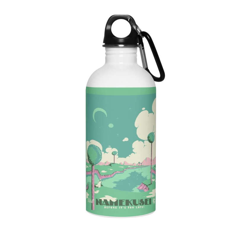 Visit Namekusei Accessories Water Bottle by mathiole