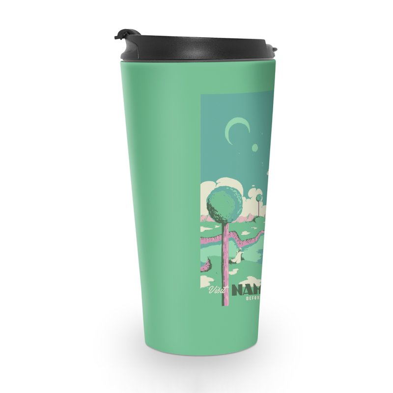 Visit Namekusei Accessories Travel Mug by mathiole