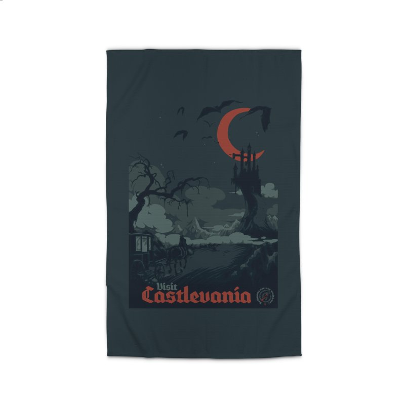 Visit Castlevania Home Rug by mathiole