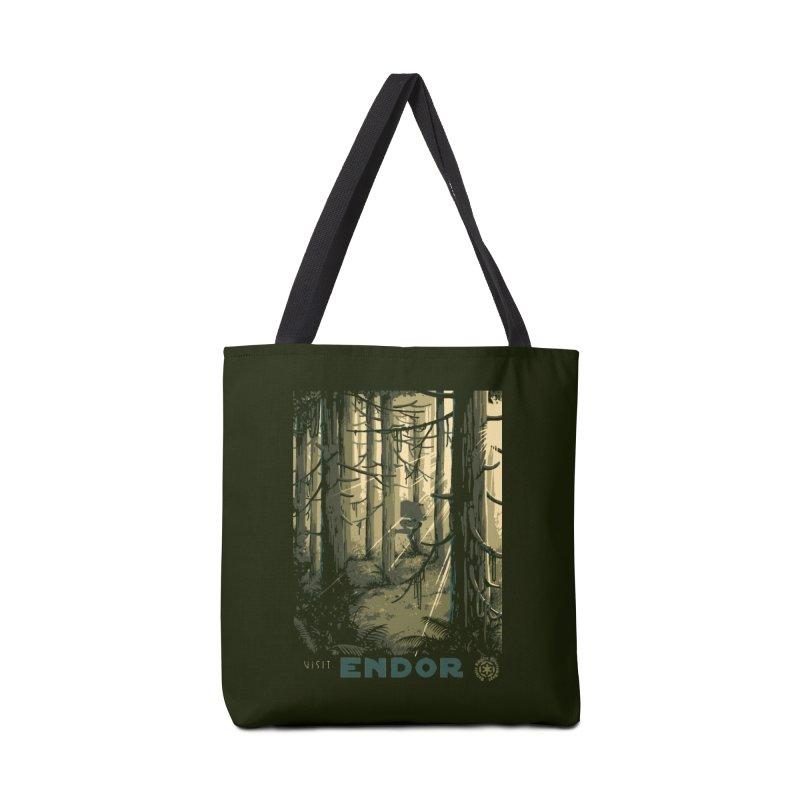 Visit Endor Accessories Bag by mathiole
