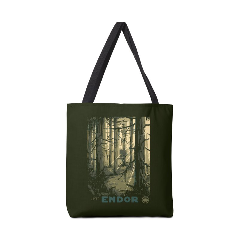 Visit Endor Accessories Bag by mathiole