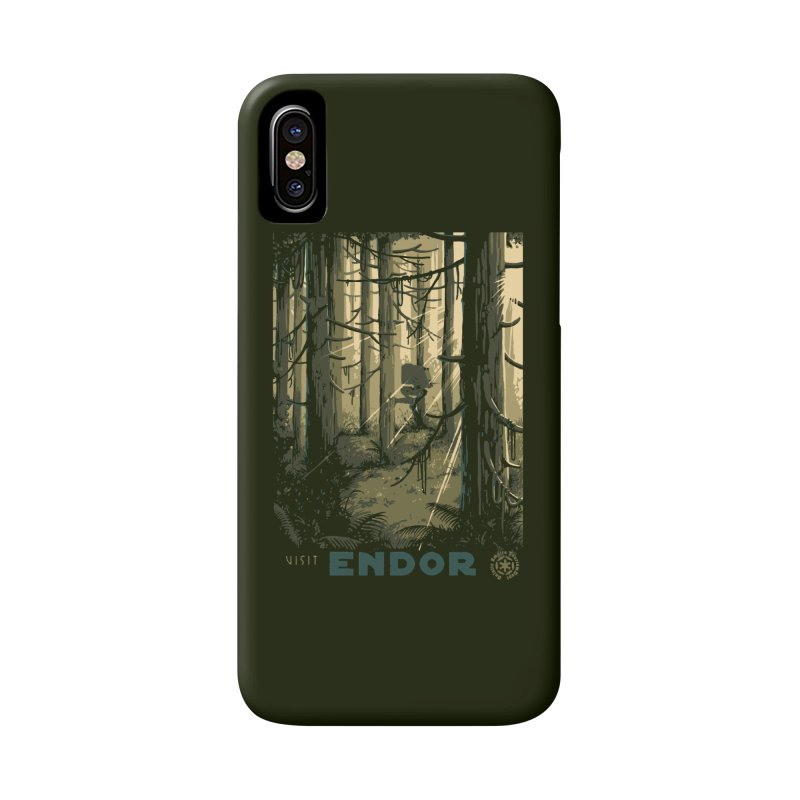 Visit Endor Accessories Phone Case by mathiole